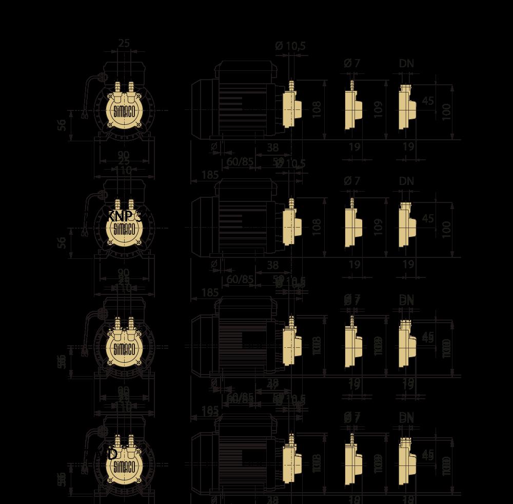 specifica tecina KN 37