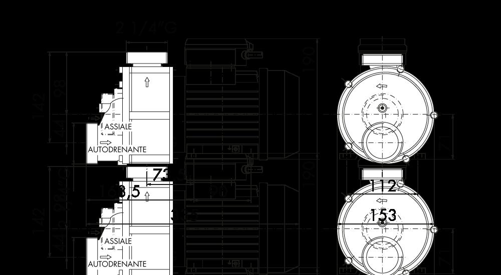 specifica tecina MAC 100